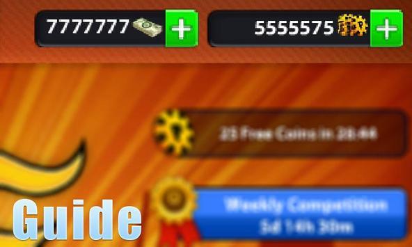 Tips Coins 8 Ball Pool Guide apk screenshot