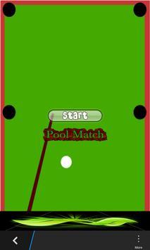Pool Matching poster