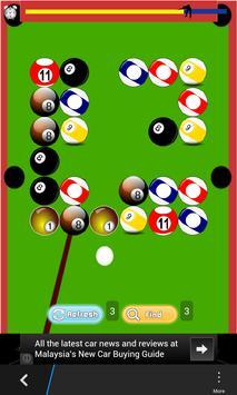 Pool Matching screenshot 2