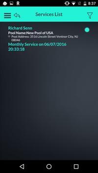 1 ServTech Pool Service screenshot 3