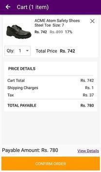 Pooraa - Order apk screenshot