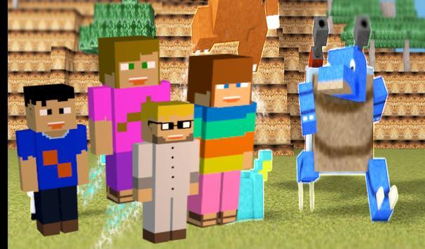 Schoolcraft Builder apk screenshot