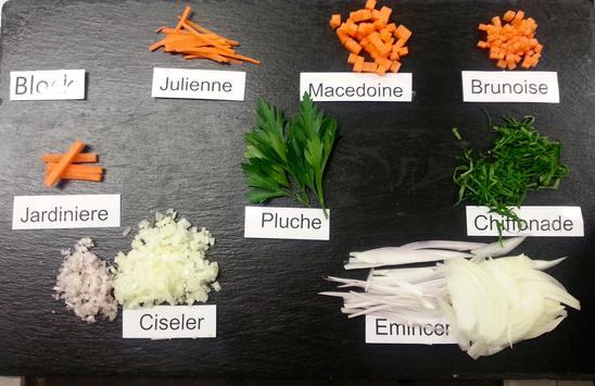 Vegetables Basic Cut. screenshot 1