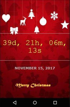 Christmas Countdown 2017 apk screenshot