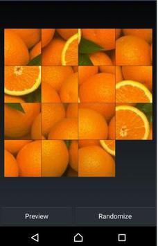 Fruits Puzzle Pro screenshot 1