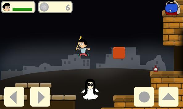 Hantu Pocong Hunter apk screenshot