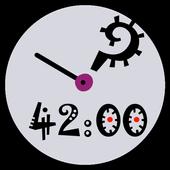 Time Secret:The madman's clock icon