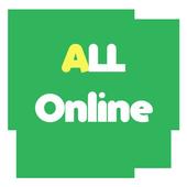 Allonline icon