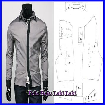 Male Pattern Shirt apk screenshot