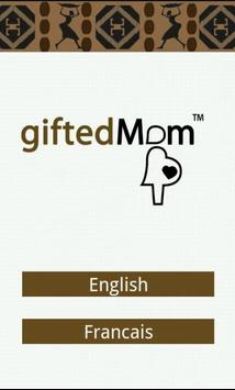 gifted mom poster