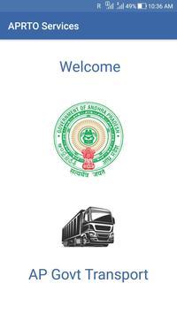 AP RTA Transport Dept Info poster