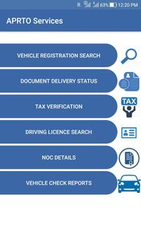 AP RTA Transport Dept Info screenshot 1