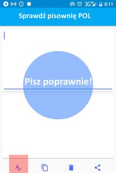 Spell Checker POL poster