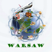 World Capitals. Warsaw. Guide icon