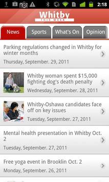 Whitby This Week screenshot 1