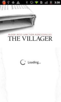 Bloor-West Villager poster