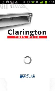 Clarington this Week poster