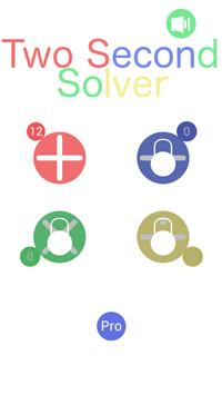 Two Second Solver screenshot 1