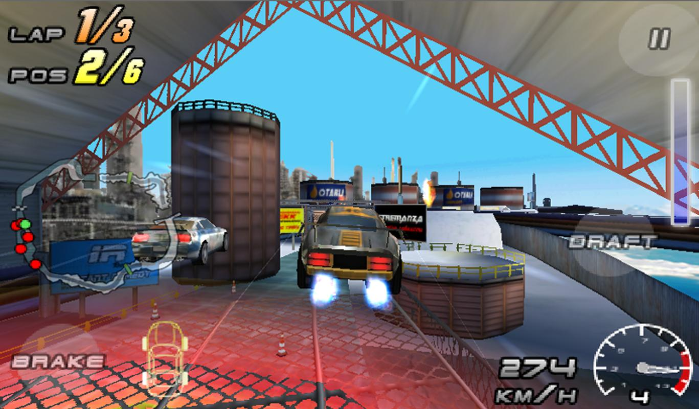 Raging thunder 2 for android apk download.