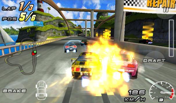 Raging Thunder 2 imagem de tela 2