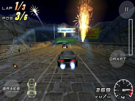 Raging Thunder 2 imagem de tela 5