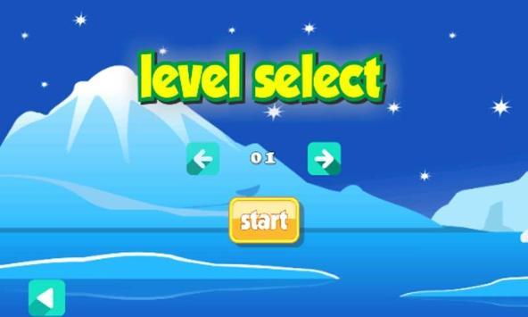 Polar Dash Penguin Run apk screenshot