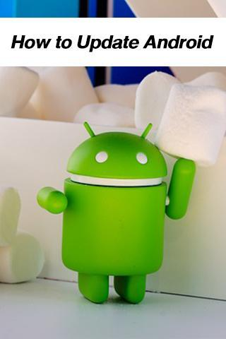 How to Update Android poster