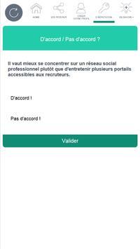 Réseaux sociaux - Pôle emploi screenshot 8