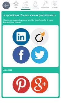 Réseaux sociaux - Pôle emploi screenshot 11