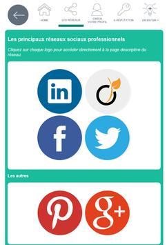 Réseaux sociaux - Pôle emploi screenshot 1