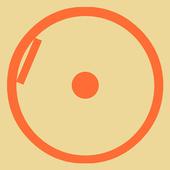 Curve Ball icon