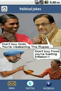 Political Jokes apk screenshot