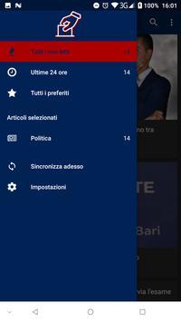 Politica Notizie screenshot 1