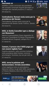 Politica Notizie screenshot 2