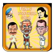 Funny Politician Saga icon