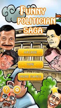Funny Politician Saga poster