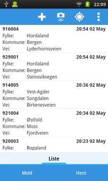 Kontroll og fotobokser i Norge screenshot 1