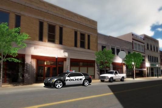 Police Car HD screenshot 2