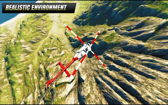 Police Helicopter : Extreme Flight Simulator Games screenshot 3