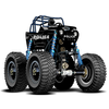 Police Monster Truck games icon