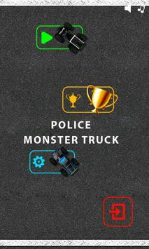 Police Monster Truck games screenshot 10