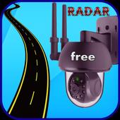 Police Roadblock Radar icon