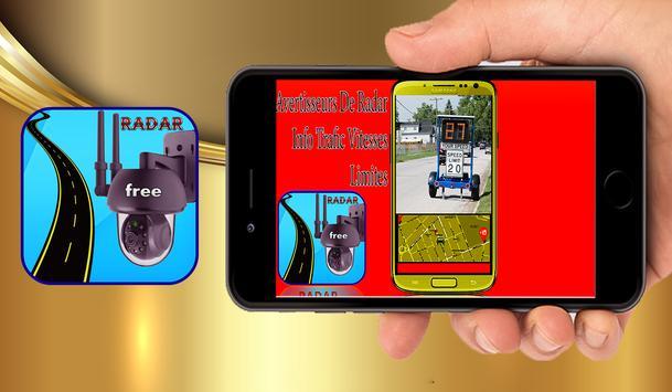 Police Roadblock Radar screenshot 21