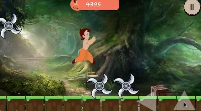 pogo chota forest runner screenshot 3