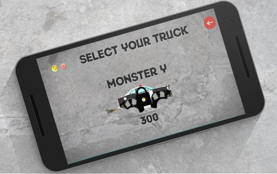 Police Monster Truck apk screenshot