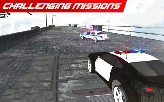 Police Car: City Driving Simulator Criminals Chase screenshot 1