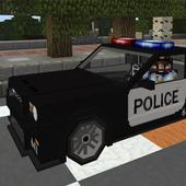 Police CarMod for Minecraft icon