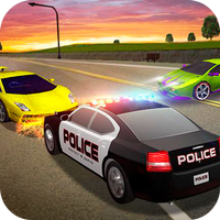 Police Chase - Car 3D