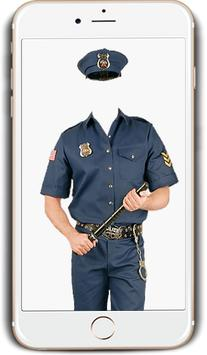 Policeman Photo Suit poster