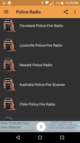 Police Radio Scanners for Android - APK Download